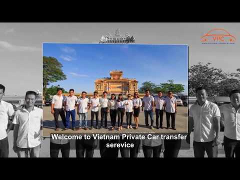 Vietnam Private Car transport with driver for day tour and transfer package
