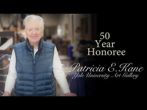 Pat Kane celebrates 50 years at Yale University