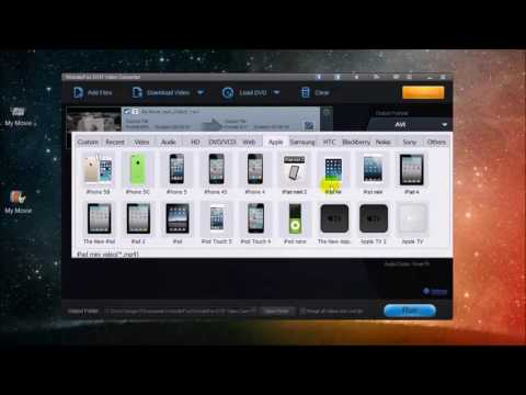 How to Convert .wlmp File to MP4, MOV, AVI, WMV