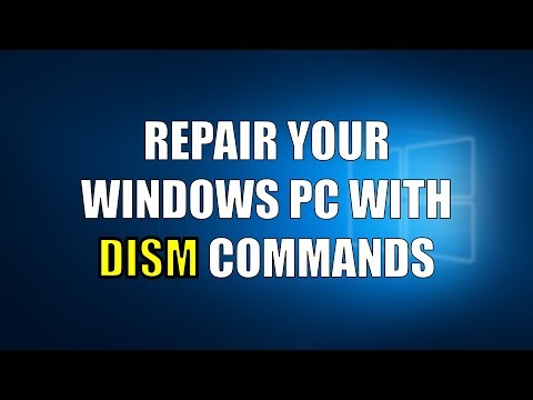 Repair your Windows PC with DISM commands