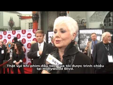 'RESTORATION OF OKLAHOMA' interview at Red Carpet Premiere at 2014 TCM Classic Film Festival