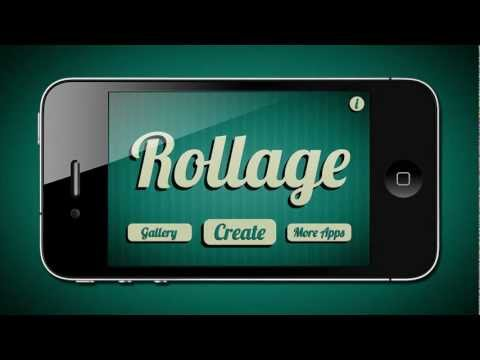 ROLLAGE for iPhone by Woo&Doo