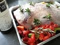 How to cook a Slow Roast Lamb Leg