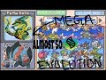 Pokemon Glazed -All mega evolutions cheat codes(flygon, salamance etc)