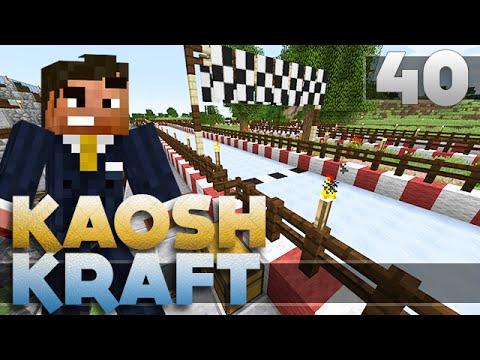BOAT RACE AND FLINT - KaoshKraft SMP - Episode 40