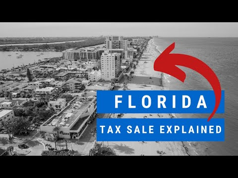 Florida Tax Sale Basics: Tax Lien & Tax Deed Overview