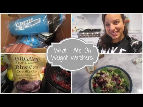 BPI Sports Unboxing | What I ate | Weight Watchers Smart Points | 10/24-10/25