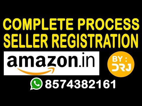 Seller Registration on Amazon || How To Sell on Amazon || Become Amazon Seller