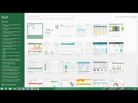 Excel2013PowerPivot 02 how to activate the Power Pivot add in on Win 8 1