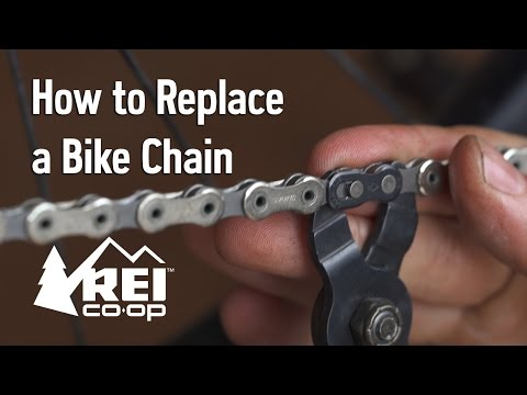 Bike Maintenance: How to Replace a Bike Chain