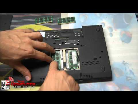 How to Upgrade Laptop RAM (Memory)