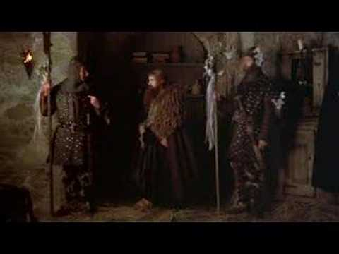 Monty Python - Dumb Guards