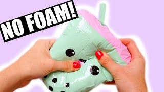 Download DIY BUBBLE TEA DUCT TAPE SQUISHY | HOW TO MAKE A SQUISHY WITHOUT FOAM Video