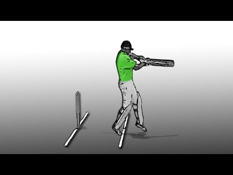 Cricket batting  - 4 ways to play a better hook or pull