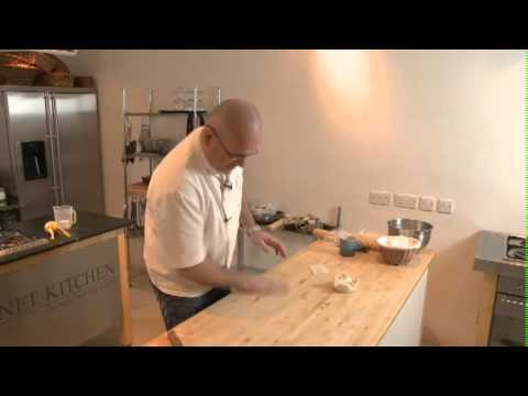 How To Make Puff Pastry with Richard Bertinet, author of Pastry