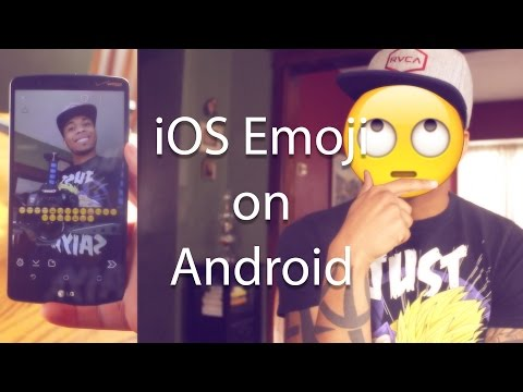 How to get the LATEST iPhone/iOS 9.1 EMOJI on ANDROID