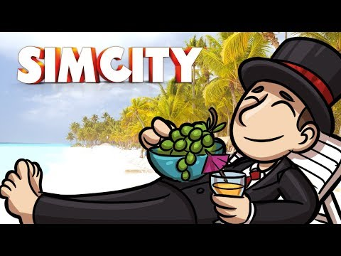 Dream Vacation! - Sim City Ep.3 - SimCity Lets Play
