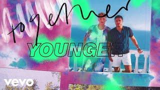 Jonas Blue, HRVY - Younger (Lyric Video)