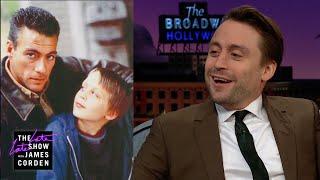 9-Year-Old Kieran Culkin Shared the Screen w/ JCVD