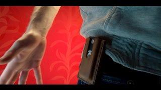 Download DIY Fidget Spinner Sheath | DIY Fidget Toy Spinner Leather Sheath Video