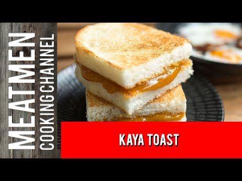 Kaya Toast - 加椰吐司