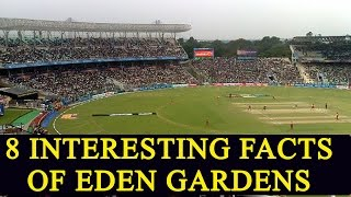 India Vs England 3rd ODI: 8 Facts your need know about Eden Gardens  | Oneindia News