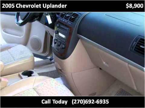 2005 Chevrolet Uplander Used Cars Lebanon KY