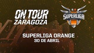 Vive la vuelta de la Superliga Orange en Zaragoza