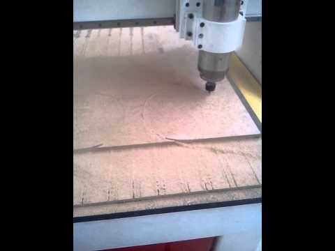 cnc router cutting letters on wood. woodworking machine, FL-1325