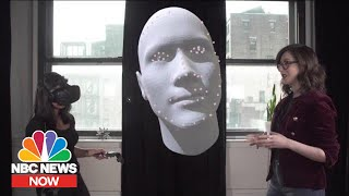Inside The Technology Behind Facial Recognition | NBC News Now