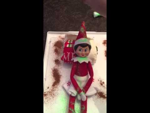 Getting Rosie's magic back (elf on the shelf)