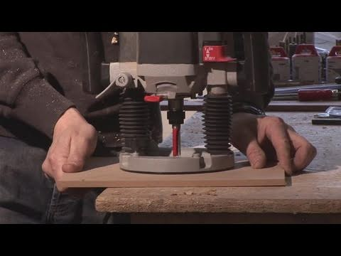 How To Make A Router Base Plate