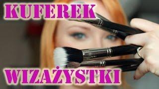 Kuferek wizażystki - jak kompletować i dezynfekować kosmetyki