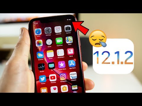 iOS 12.1.2 Released! ..But DON'T Update!