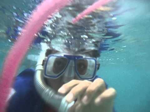 Snorkeling  in Gili Nanggu
