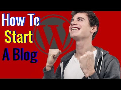 How to start a blog and make money - Create your own blog (Step By Step)