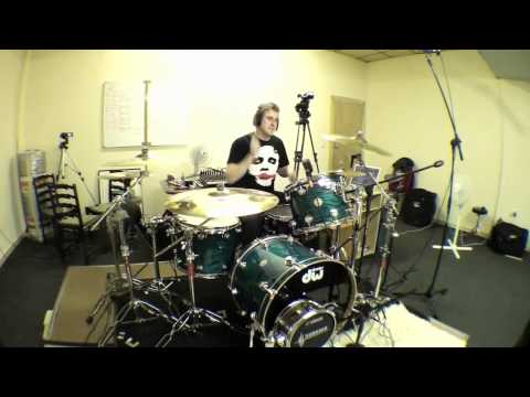 Nine Inch Nails   Every Day Is Exactly The Same   Ben Powell (Drum Cover)