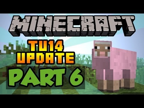Lets Play Minecraft : Xbox 360 | TU14 Update | Part 6 - Enderman Attack + Farm!