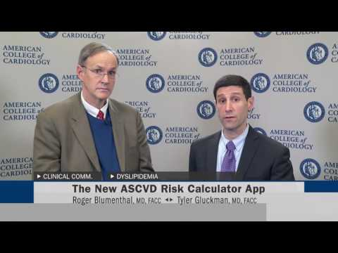 ACC History | The New ASCVD Risk Calculator App
