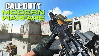 New Call of Duty: Modern Warfare Update! (COD MW PC Gameplay)
