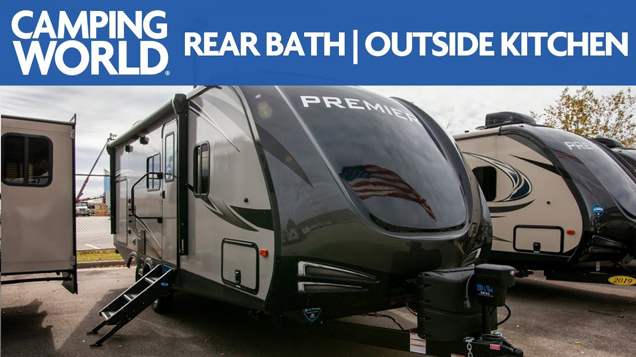 2019 Keystone Premier 22RB   Travel Trailer - RV Review: Camping World