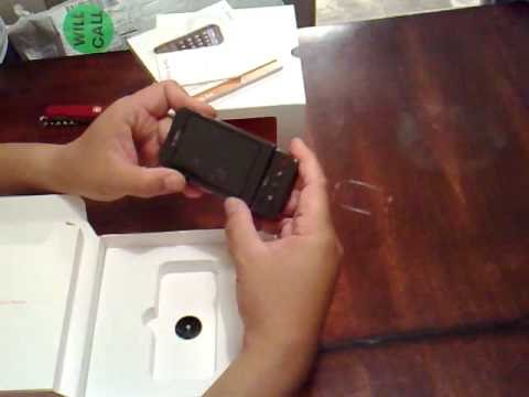 T-Mobile's G1 Unboxed