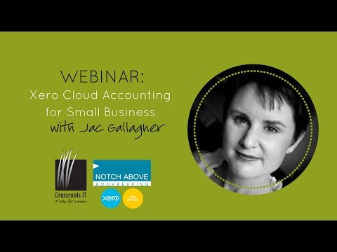 Xero Webinar Replay