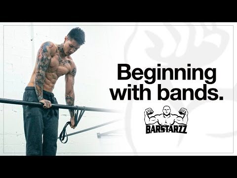How To Do One Arm Pull Ups & Front Lever Pull Ups with Bands
