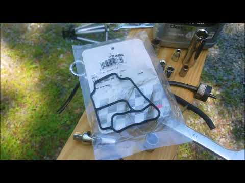 BMW E36 Oil Filter Housing Gasket Replacement