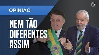 JOSIAS DE SOUZA:BOLSONARISMO E LULISMO SÃO EXTREMOS QUE SE TOCAM