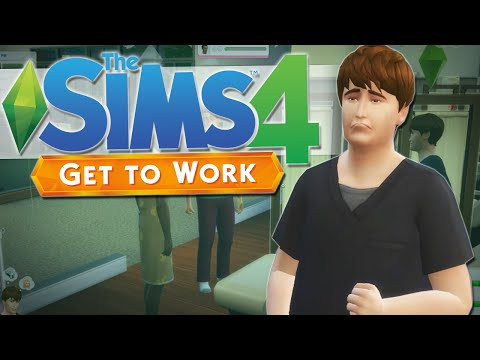 The Sims 4 | DANTDM'S NEW JOB!! | Get To Work #8