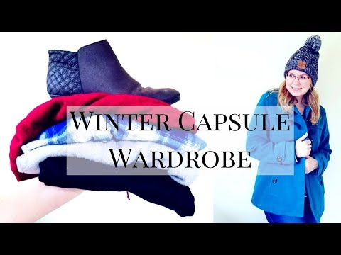 Winter Capsule Wardrobe 2018 | Project 333 | Minimalism (TRY ON EDITION)