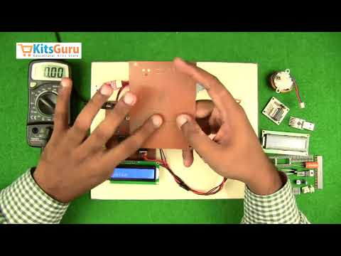 Control & Monitor Industrial Stepper Motors Using Computer by KitsGuru.com | LGEC058 (ENGLISH)