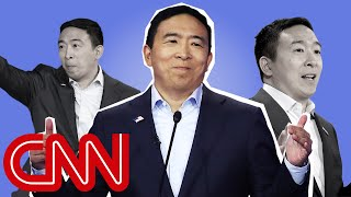 Andrew Yang's remarkable rise